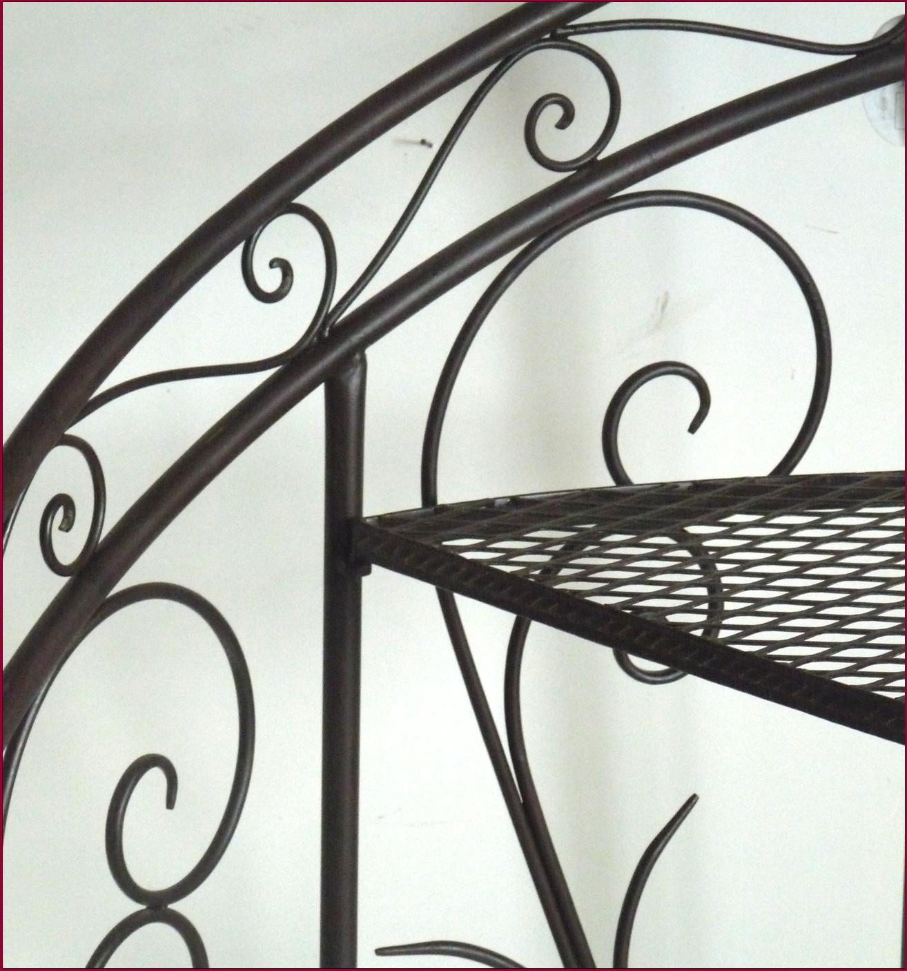 old style door iron staircase plant pot planter book shelf console ebay. Black Bedroom Furniture Sets. Home Design Ideas