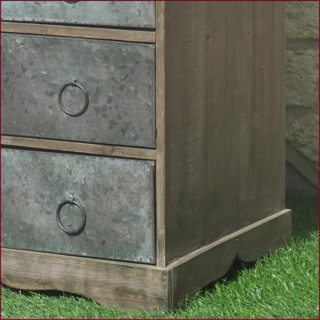 Meuble console commode etagere armoire table de cuisine for Commode cuisine bois