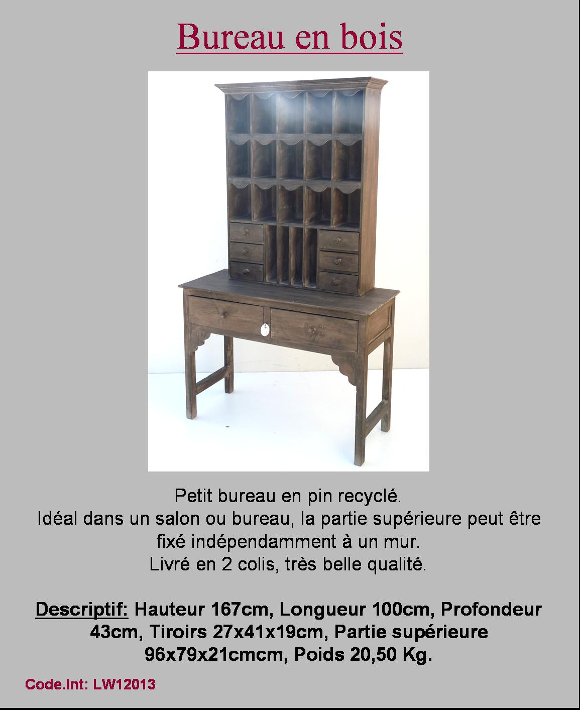 style ancien meuble bureau de poste range courrier. Black Bedroom Furniture Sets. Home Design Ideas