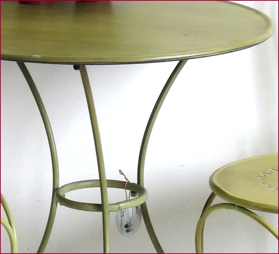 Table de jardin metal car interior design for Salon de jardin ile de france