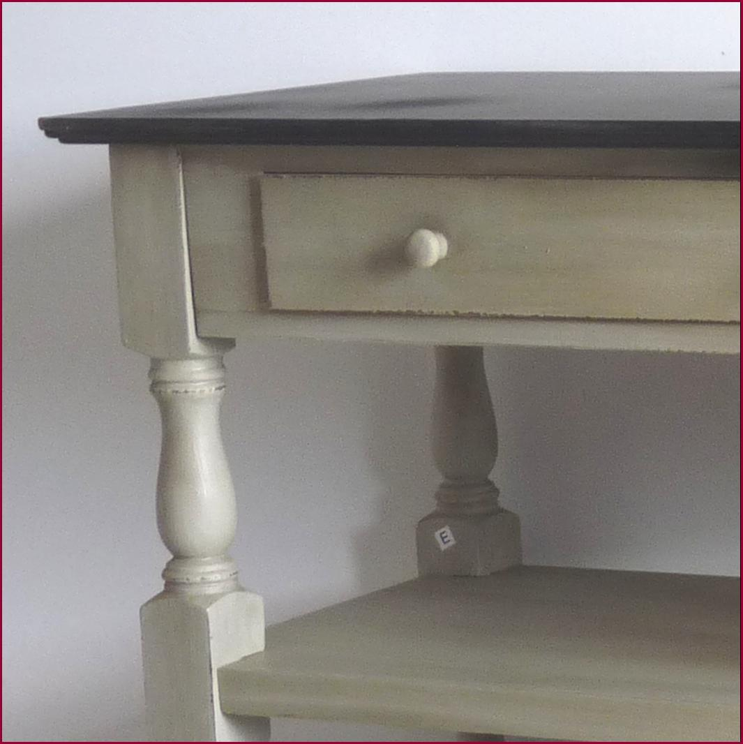 Style ancienne console etagere commode bahut buffet table - Table console ancienne ...