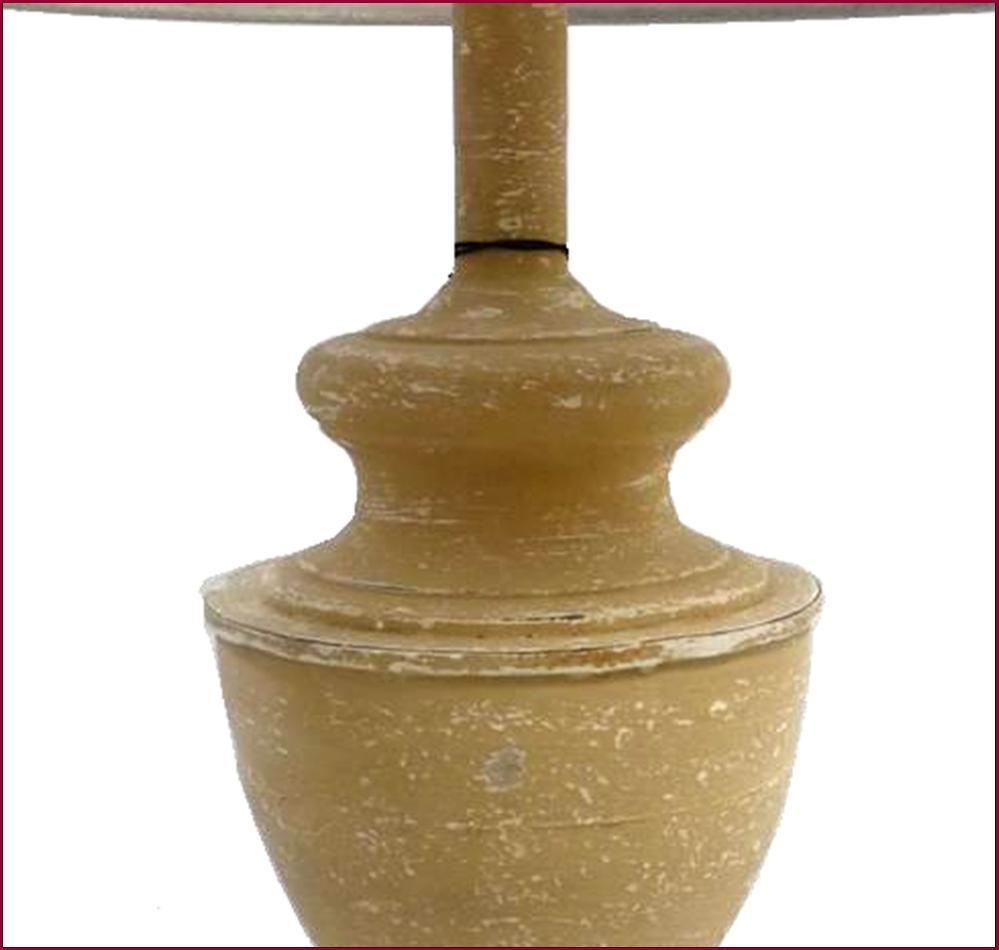 Style ancienne lampe de charme colonne epis de table de for Lampe de chevet ancienne
