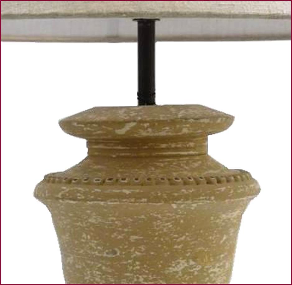 Style ancienne lampe de charme colonne epis de table de - Table console ancienne ...