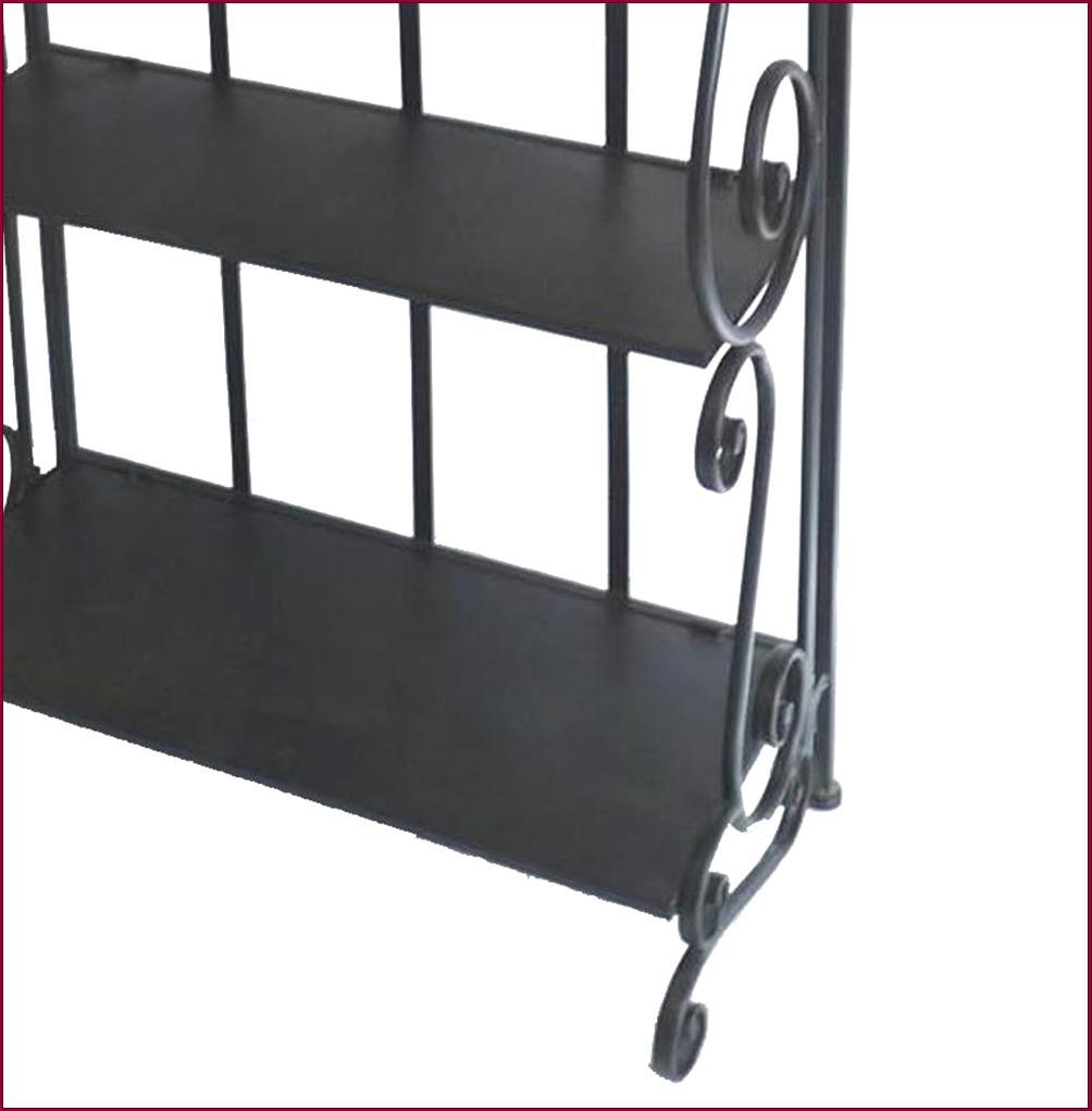 style ancienne etagere boulangere a etages en fer de rangement salon cuisine ebay. Black Bedroom Furniture Sets. Home Design Ideas