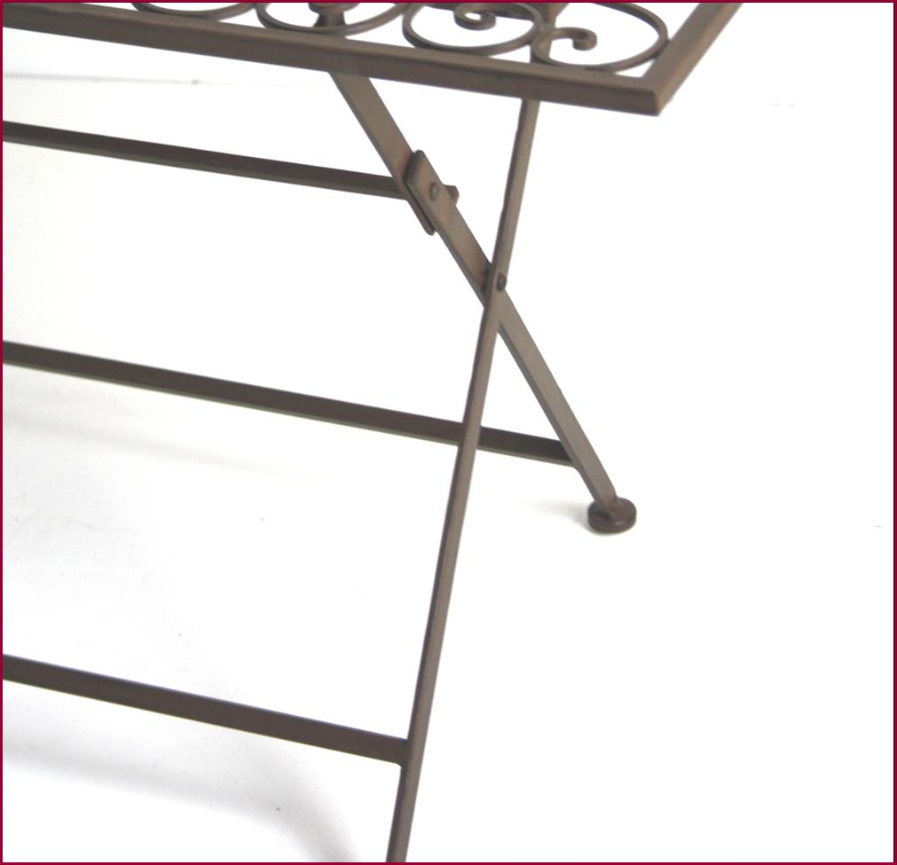 Table basse pliante dappoint - Table desserte pliante ...