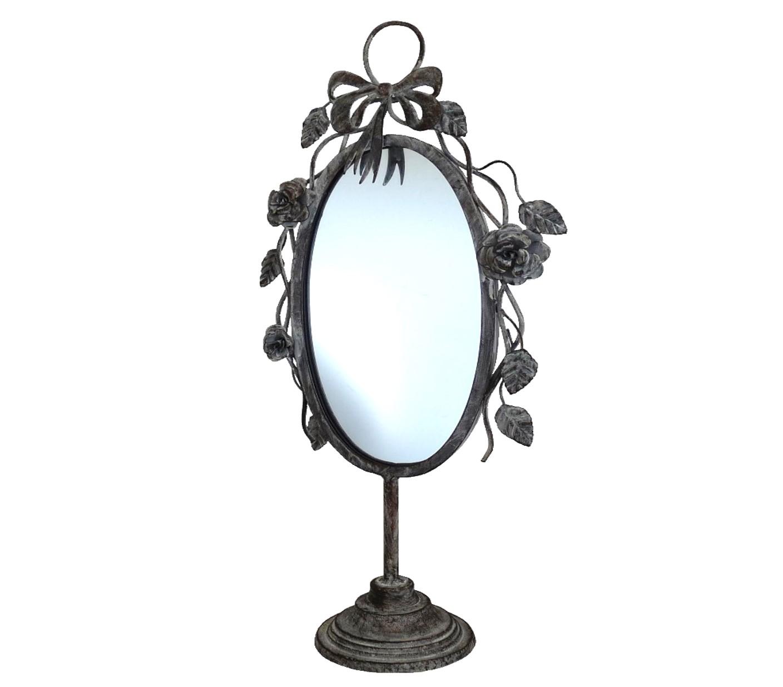 Style ancien grand miroir psych miroir sur pied for Grand miroir sur pied