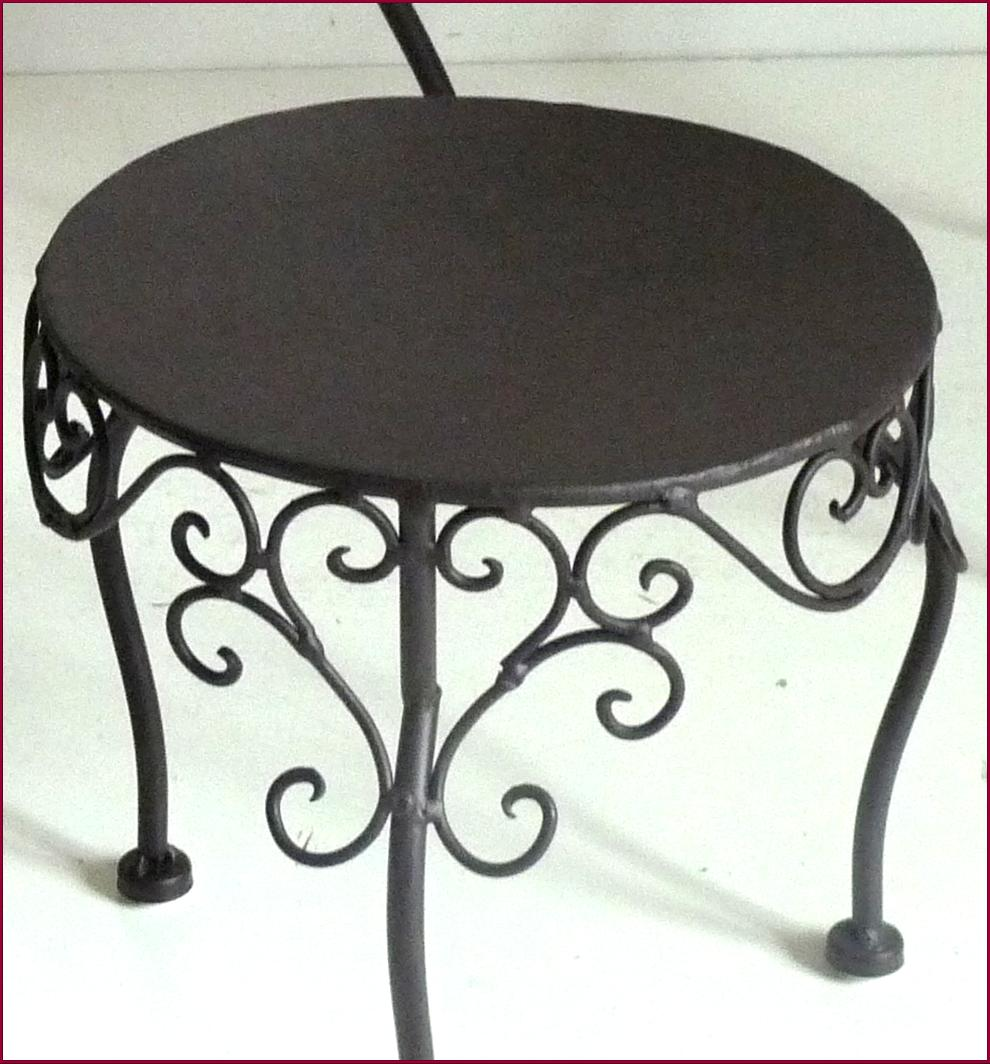 3 table gigogne console etagere sellette en fer porte. Black Bedroom Furniture Sets. Home Design Ideas