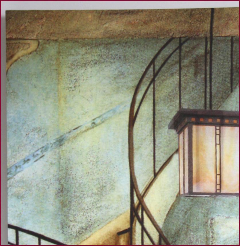 decoration de cuisine salon tableau cadre peinture toile fleur 119x89cm escalier ebay. Black Bedroom Furniture Sets. Home Design Ideas