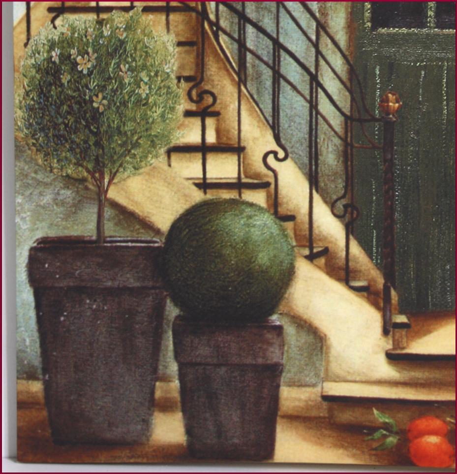 Decoration de cuisine salon tableau cadre peinture toile for Deco cuisine cadre