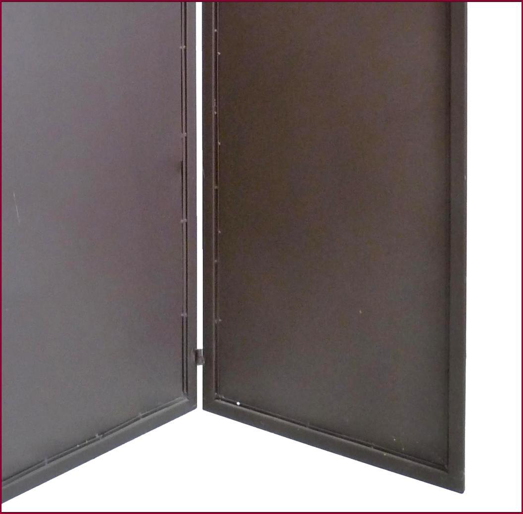 Grand paravent style ancien de separation facon porte fenetre ancienne en fer ebay for Porte fenetre en fer
